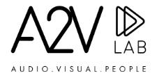 A2V Lab Logo